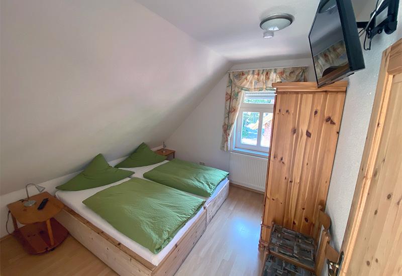 Ferienwohnung Hude Doppelzimmer