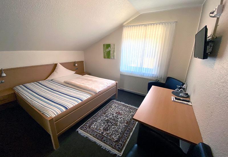 Hotel Hude Doppelzimmer