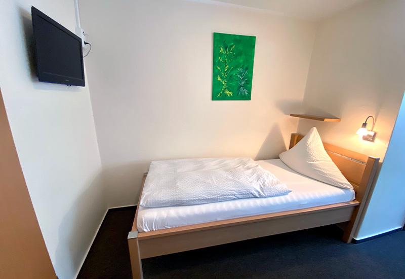Hotel Hude Einzelzimmer